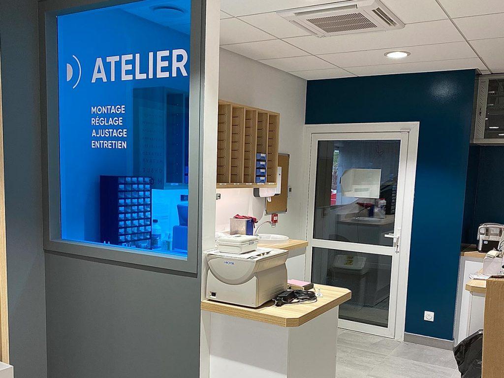 Atelier UDSMA à Rodez