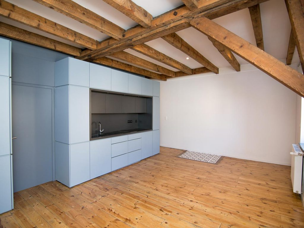 Gaston Aveyron peinture logement