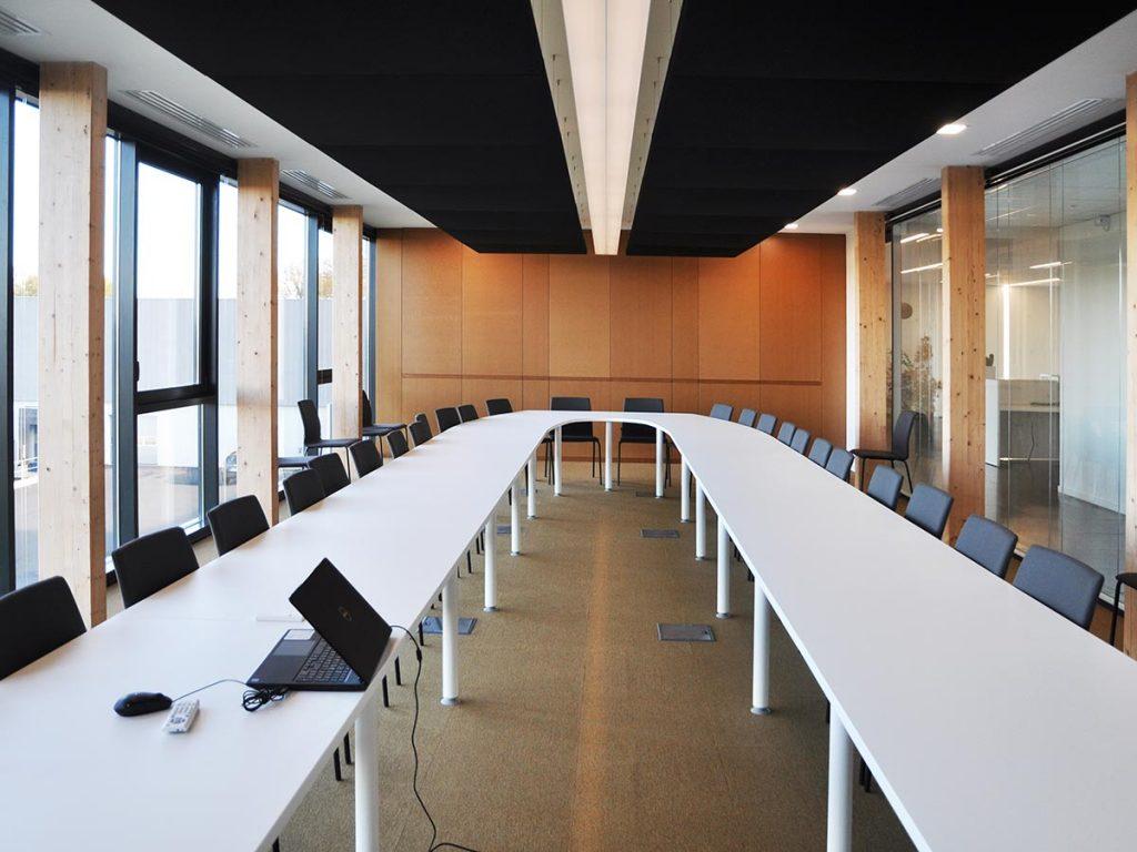 Salle de réunion Laboratoire Nutergia
