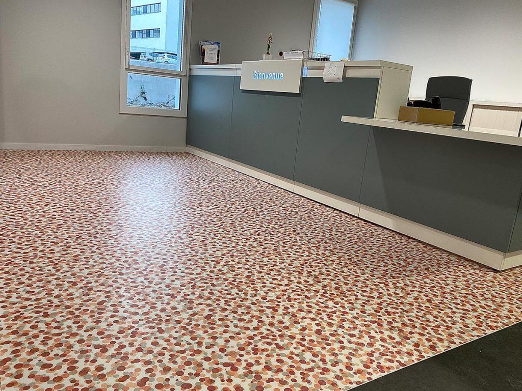 Accueil centre de santé UDSMA