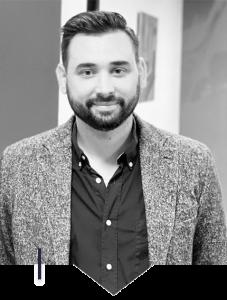 Yohan Gaston PDG de l'entreprise Gaston Père & Fils